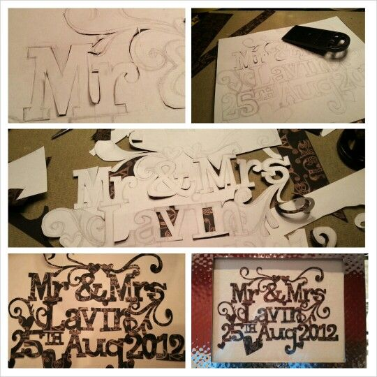 year 'paper' wedding anniversary gift