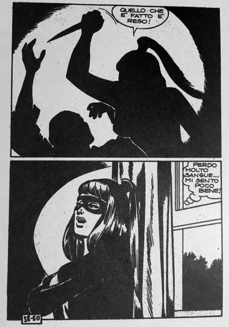 Magnus, Satanik # 38 - 1966