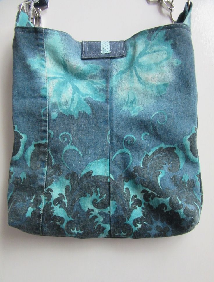 Made from 100% cotton recycled jean denim Eco friendly machine washable and dryable.