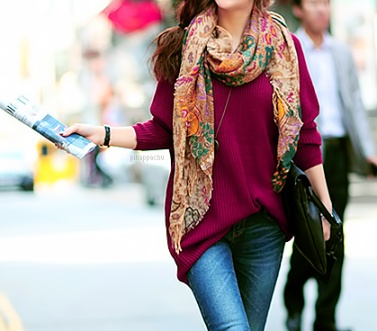 Vibrant Colors for Fall.