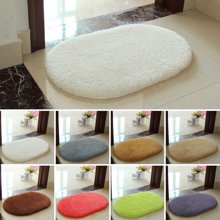 Aliexpress.com : Buy Absorbent Memory Foam Non slip Bath Bathroom Kitchen Floor Shower Mat Rug Plush Super Soft Solid Color Carpet from Reliable carpet bathroom suppliers on WS Home Decor