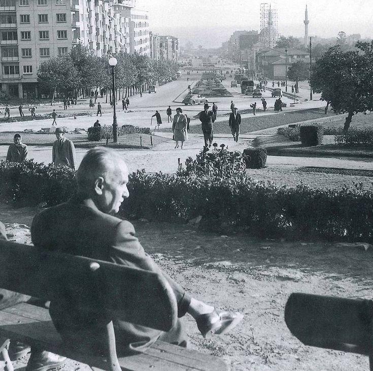 """From Saraçhane to Atatürk Boulevard and Yenikapı …"