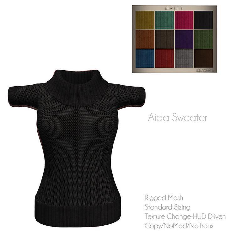 Aida Sweater | Flickr - Photo Sharing!