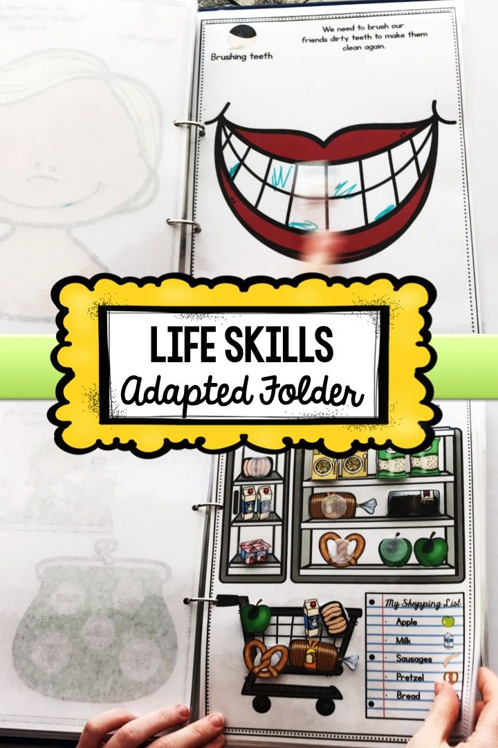 This resource contains an adapted work folder that targets a range of different life skills for your students.  ★ 20 activities included. ★  This resource also comes with 2 different levels for the grocery shopping/payment pages as well as girl/boy options for some pages.  This resource comes in both spelling options of colour and color. It comes with different PDFs to suit a variety of different countries (mainly because of the coins used when purchasing food in the grocery store)  • UK  •…