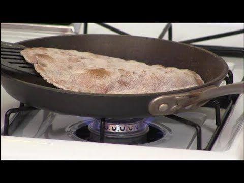 Gluten Free Vegan Flatbread or Tortillas - YouTube