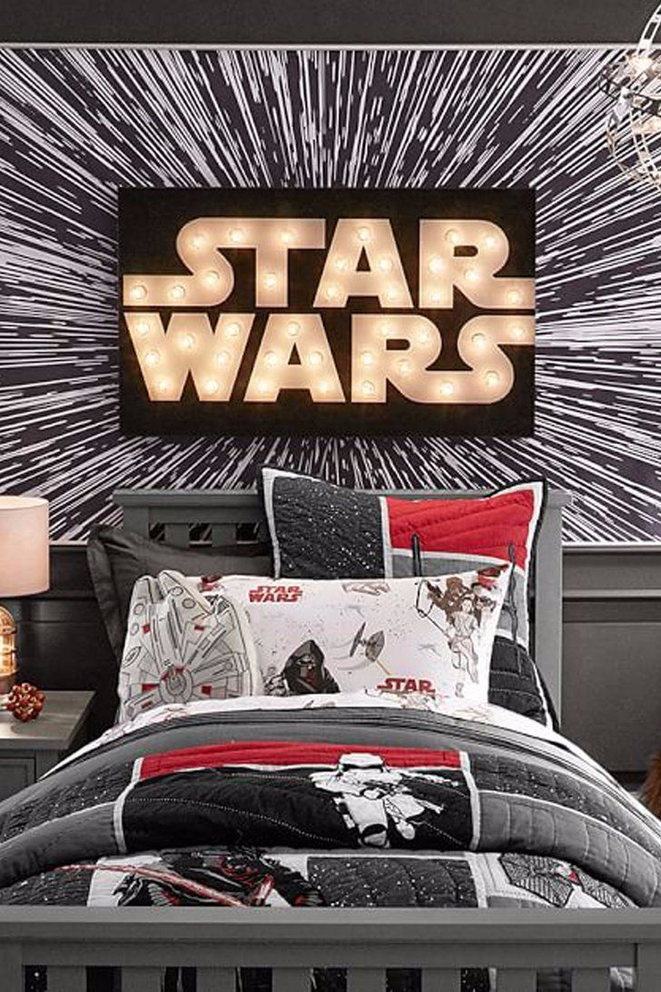 Chambre Enfant Star Wars Star Wars Room Decor For Sleeping Jedi Decor Chambre Star Wars