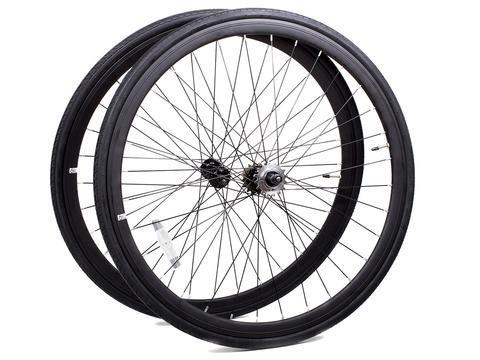 6KU Wheelset 700c for Fixie or Single Speed