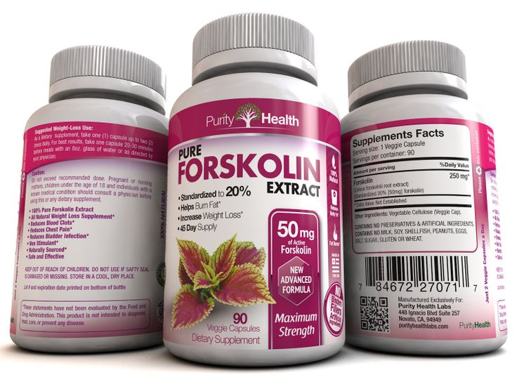 Forskolin for weight loss. The plant Coleus forskohlii (Coleus) contains many biologically active substances. It is used in Indian as well as traditional Ayurvedic medicine. From the plant, forskolin is obtained — this is a diterpen for chemical structure