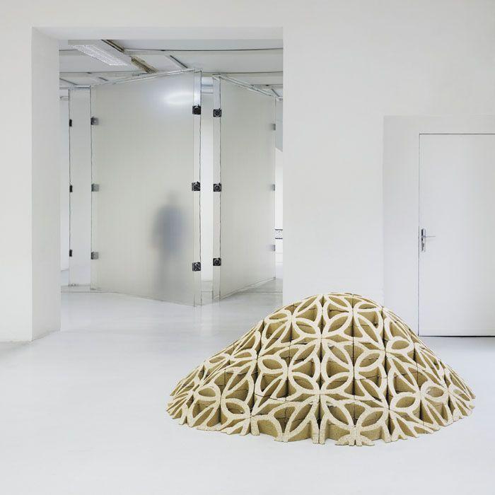 les 25 meilleures id es de la cat gorie claustra beton que vous aimerez sur pinterest. Black Bedroom Furniture Sets. Home Design Ideas