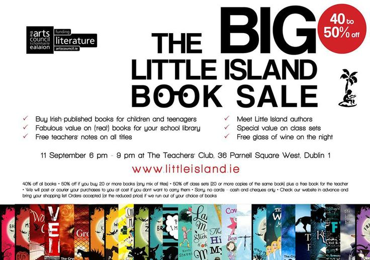 Little Island goes BIG!