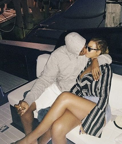 Beyonce Shares Intimate Photos From 'Date Night' On A boat With Husband