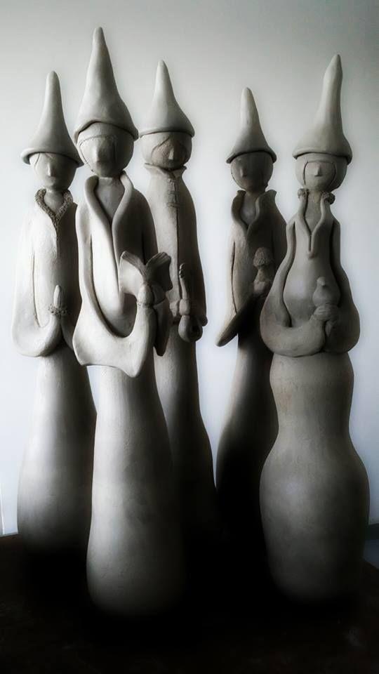 Τα Μέντα Μέντα  my ceramic stoneware clay