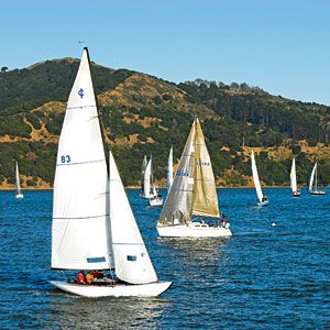 America's Happiest Seaside Towns | Tiburon and Sausalito, CA made the list :-) What is your favorite seaside town?