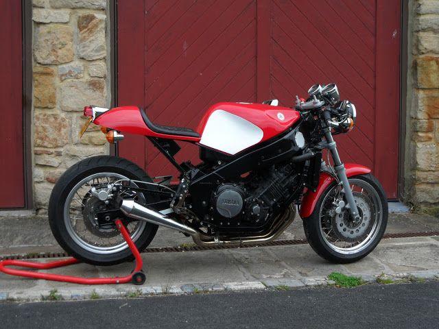 Yamaha Fzr 1000 Cr