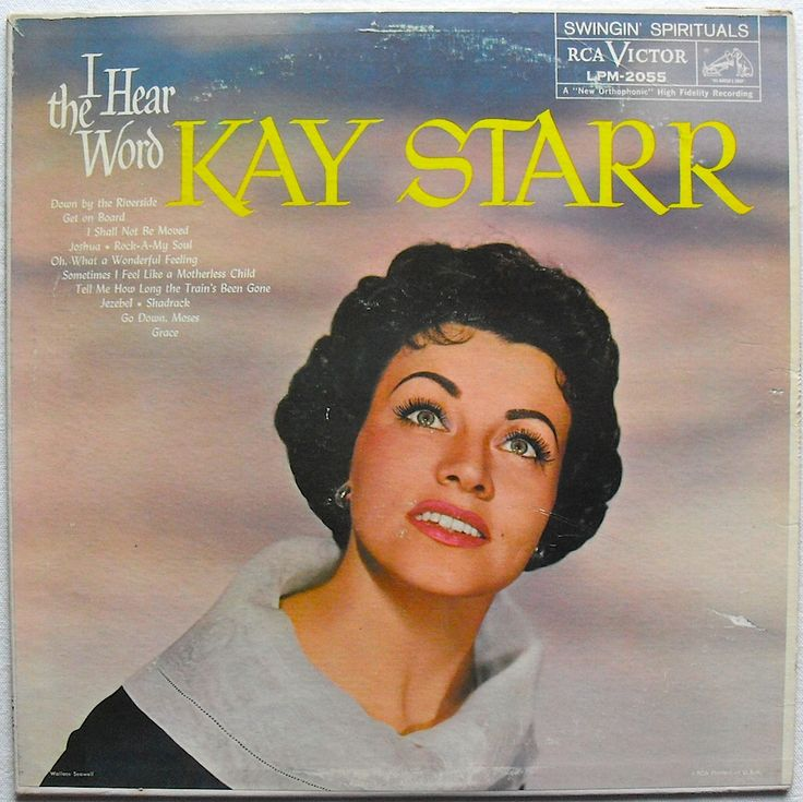 """I Hear The Word"" - Kay Starr album"