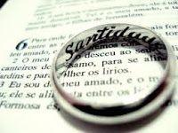 Spe Deus: Santidade