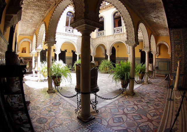Palacio de la Condesa de Lebrija (Sevilla)