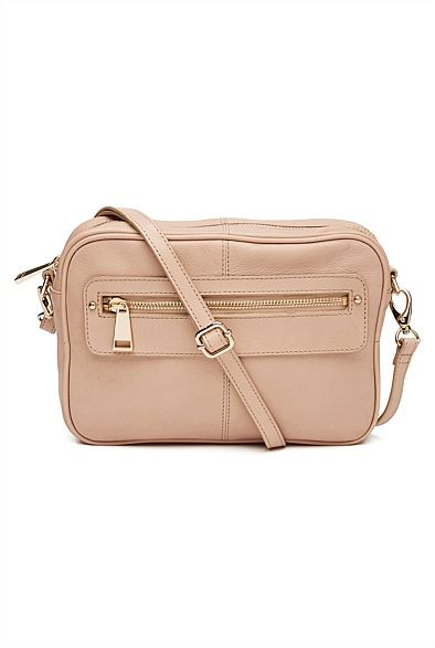 Delia Leather Bag #witcherywishlist