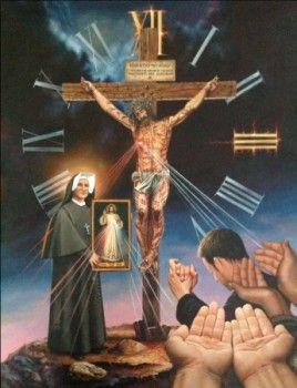 Danka opisuje čo sa jej stalo dnes v noci. Modlitba mi bola nadiktovaná Pánom Ježišom vnoci keď som pociťovala tie najhoršie útoky zlého ducha. Pán Ježiš mi povedal: Pozri sa na hodiny. Nič som nevidela tak som si zapla lampu. Bolo 3 hod vnoci. Pán povedal: Poslúchla som Pána Ježiša azačala som sa modliť. Bola […]