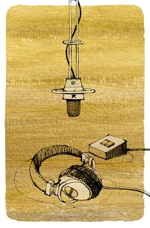 鷲崎健著「成すも成さぬもないのだが」第一回 挿絵 01