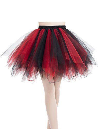 Wedtrend Women's 50s Vintage Petticoat Party Accessory Tutu (25 Colors) - http://www.darrenblogs.com/2016/08/wedtrend-womens-50s-vintage-petticoat-party-accessory-tutu-25-colors/