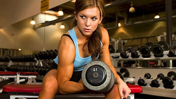 13. Women Weight Lifters (No, Not Body Builders) - - - Women tend to get frustrated in the gym because they are not sure what exercises to do or they wonder why they aren't getting the results that they want. This article goes in depth by explaining common mistakes that women make in the gym and ways to prevent them!