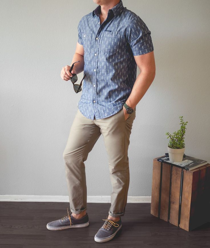The Amazon Outfit: Summer CasualNick LeFors III