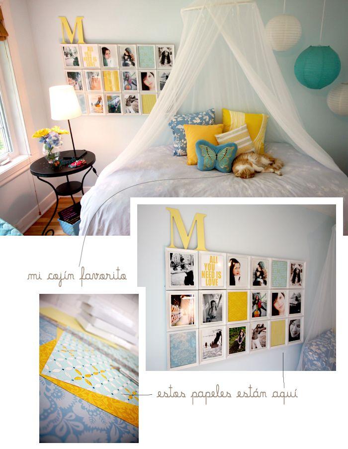habitació de Marta