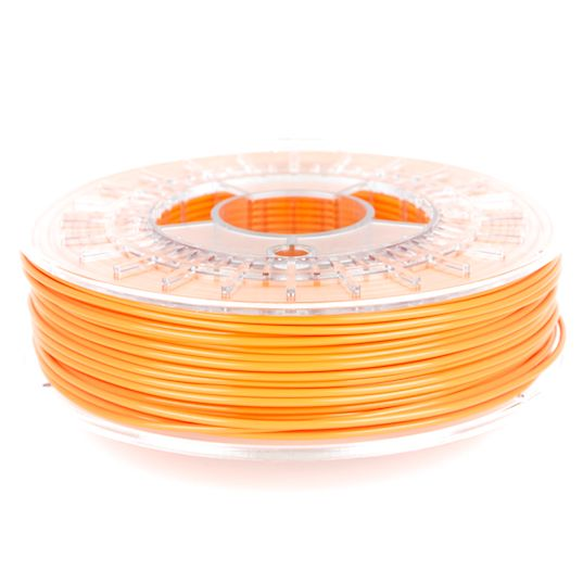 ColorFabb Dutch Orange PLA filament is designed to work with a wide range of 3D Printers. ColorFabb is available in a wide range of colors. 100% biodegradable, extremely high-quality, imported from Holland. Available in 1.75 mm and 2.85 mm sizes.  #3DPrinting #Filament #Ultimaker #Lulzbot #Afinia #DeltaMaker #DremelIdeaBuilder #FlashForge #Leapfrog #MakerBot #Printrbot #DutchOrange
