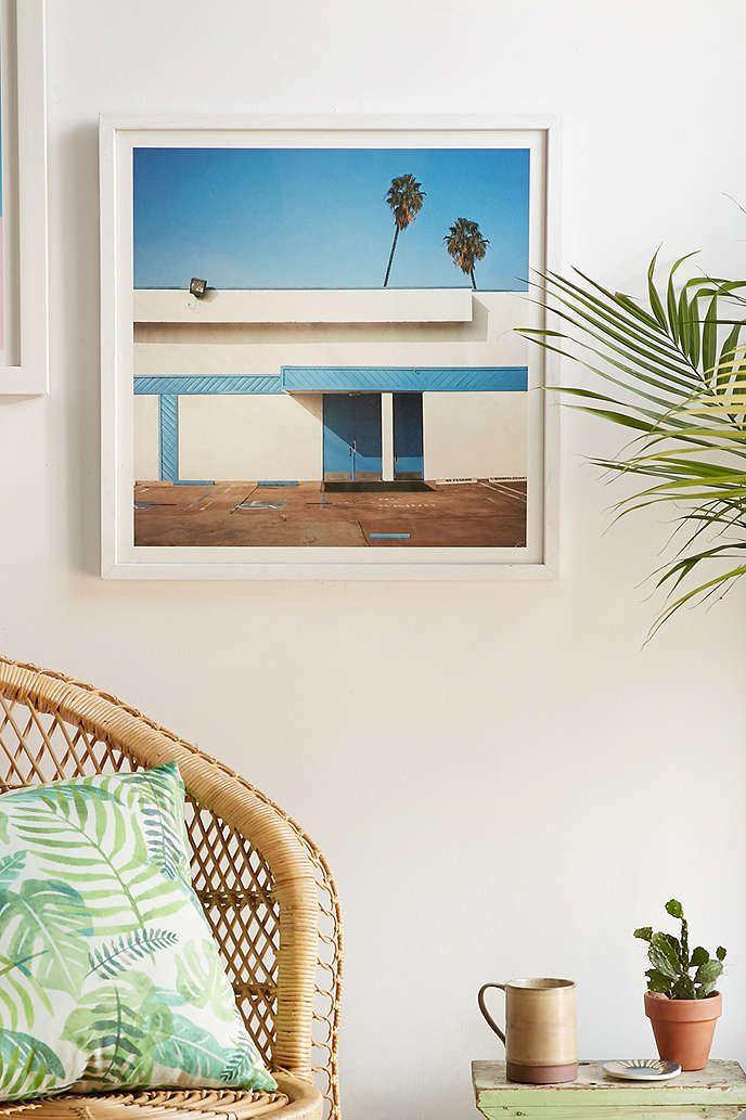 George Byrne Malibu 2015 Art Print - Urban Outfitters