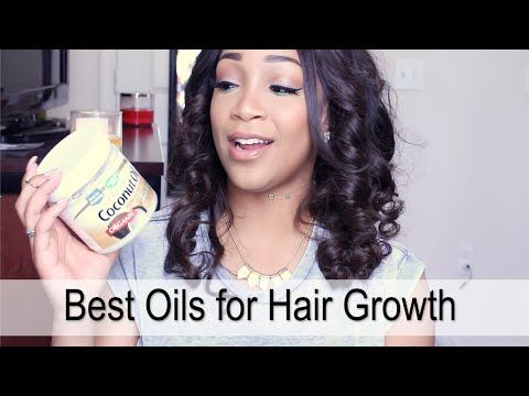 Hair Growth tips for Growing Long Relaxed Hair | Best oils for Hair Growth - YouTube