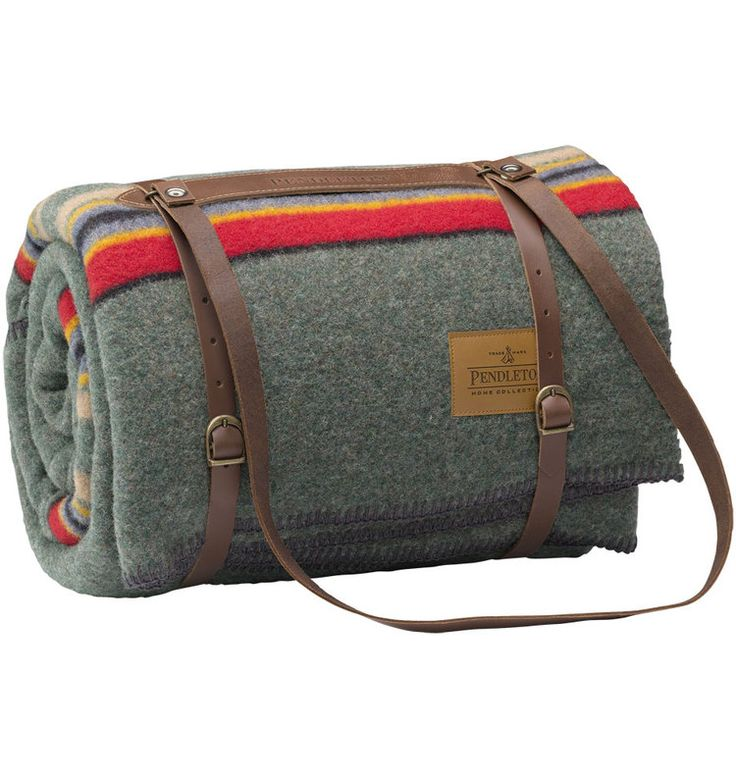 Pendelton Camp Blanket: Camp blankets were first designed to meet the rigorous demands of the wild and untamed Pacific Northwest and were a favorite of the early sheepherders in the Northwest.  These wool blankets will keep you warm for years to come.