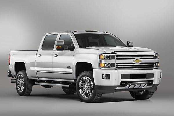 2018-2019 Chevrolet Silverado High Country