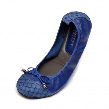 Bayswater Cobalt Blue - Shoes - Shop