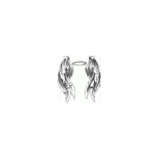 Angel Wing Tattoos found on Polyvore