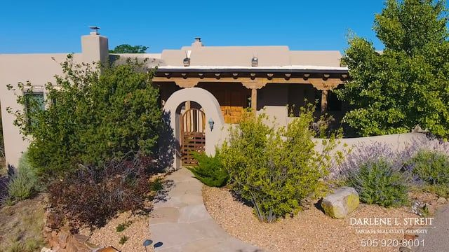 This video features footage of 12 Sundance Ct in Santa Fe, New Mexico. For more information on this property visit https://santaferealestateproperty.com or call Darlene at 505.920.8001.