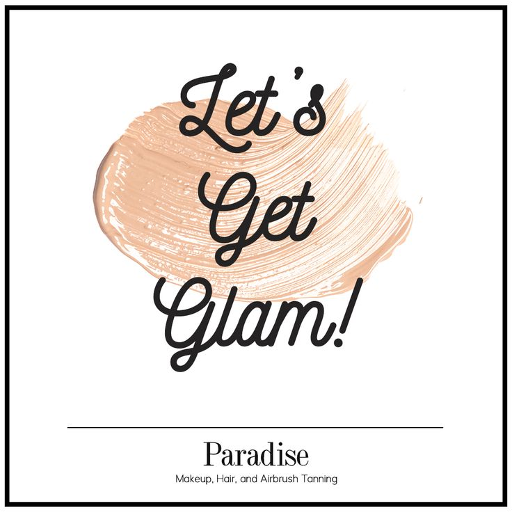Let's get glam! 💖😉 Airbrush spray tan, Spray tanning