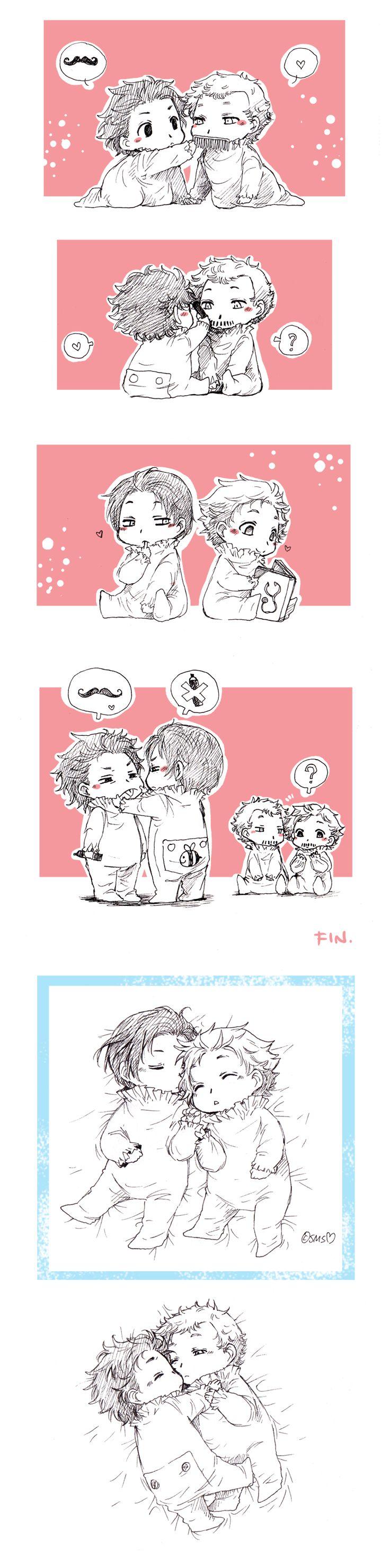 SH - Babies LOL by Sadyna.deviantart.com on @deviantART