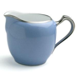 トワエモアブルークリーマー・ブルー・大倉陶園 japanese tableware