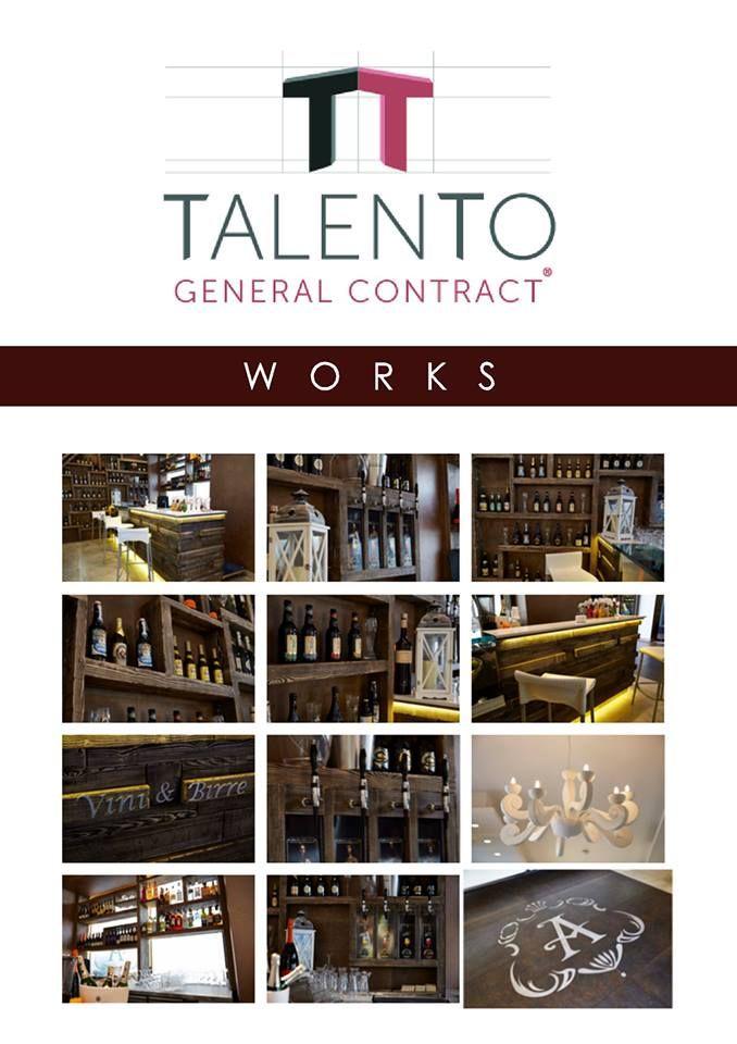 I nostri WORKS: dettagli