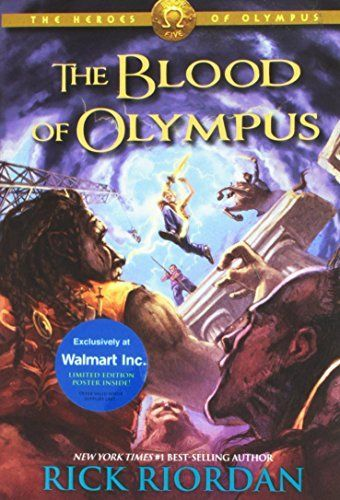 15 best books by jean m cogdell images on pinterest 6516 the blood of olympus the heroes of olympus fandeluxe Image collections