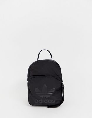 b39591eb41 adidas Originals mini backpack in all black in 2019 | bags on bags ...
