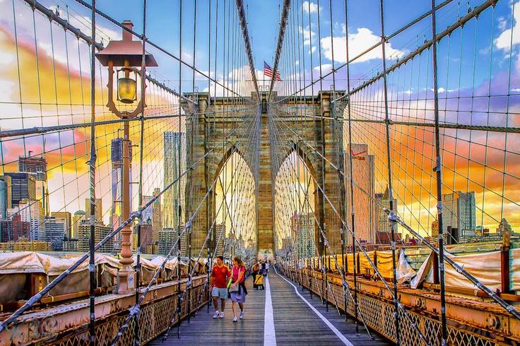 Bucket list // Traverser le Brooklyn bridge