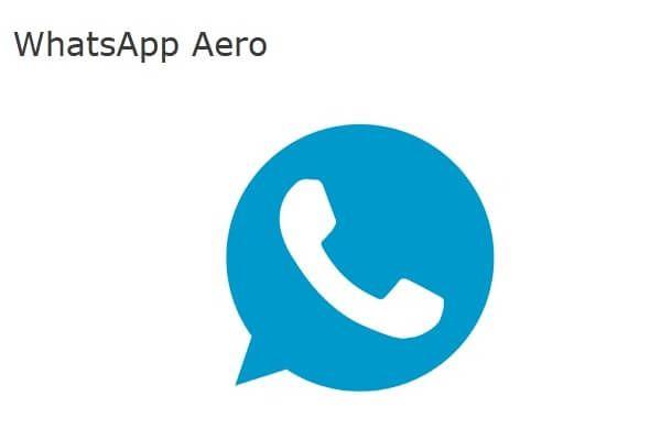 Yuk Download Whatsapp Aero Apk Versi Terbaru 2020 Aplikasi