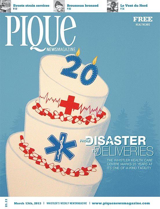 Pique Newsmagazine March 13th Whistler, CANADA