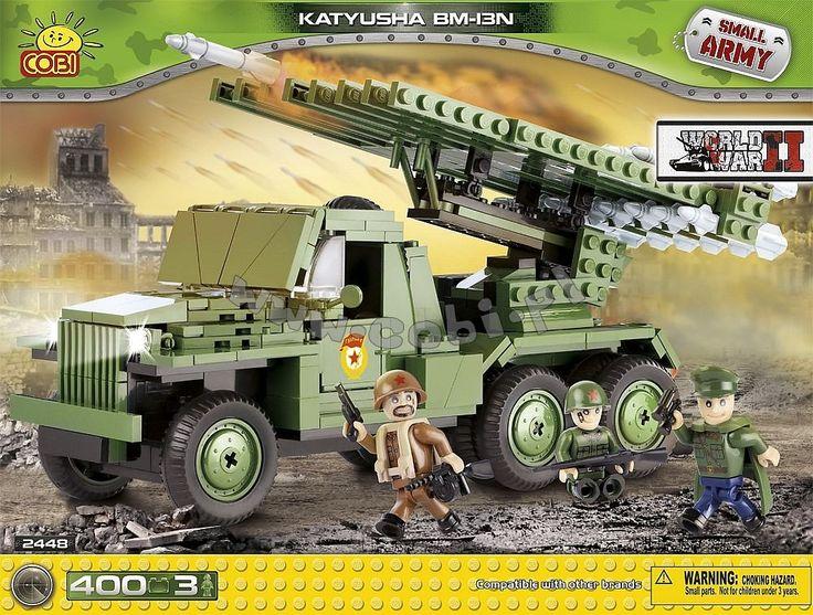 Katyusha BM-13N | 2448
