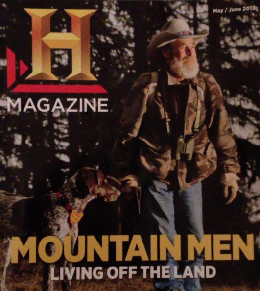 Mountain Men History Channel