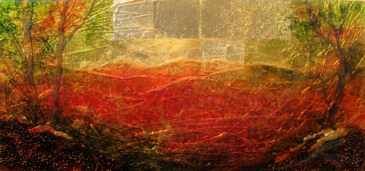 Stephen St Claire @ http://www.abstractartistgallery.og