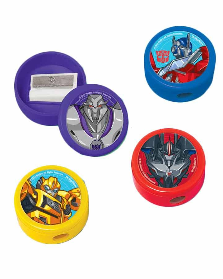 Transformers Prime Pencil Sharpener Favours