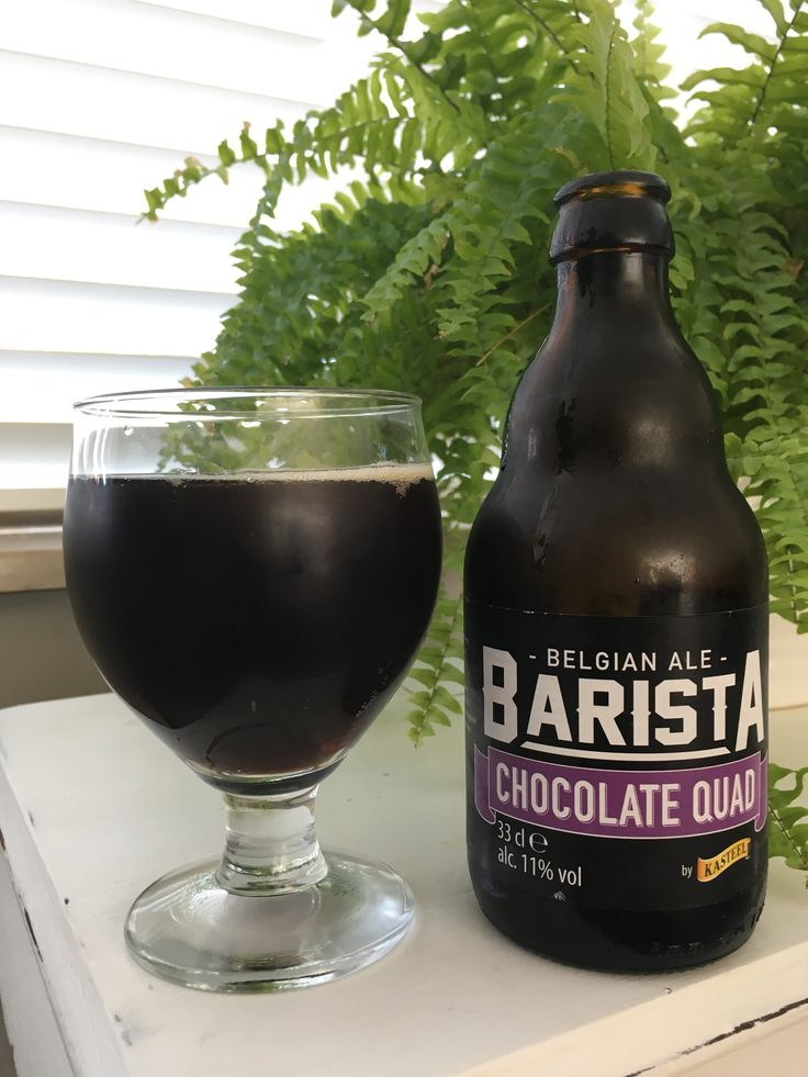 This is a special beer with a very strong taste, as we are used to from the Castle Belgian brewery. The Chocolate taste is very evident, but blends well with the beer. The very strong 11% alcohol fits this kind of beer well